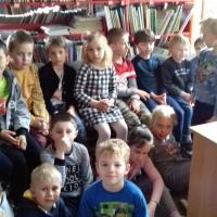 Przedszkolaki w świątecznym nastroju
