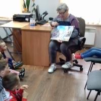 Tydzień Bibliotek z przedszkolakami