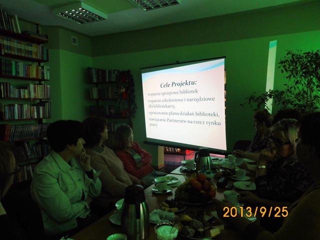 Więcej o: Sprawozdanie ze spotkania partnerskiego