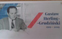 Więcej o: O Gustawie Herling-Grudzińskim