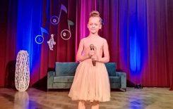 Więcej o: Sukces wokalny Marii Spodymek!